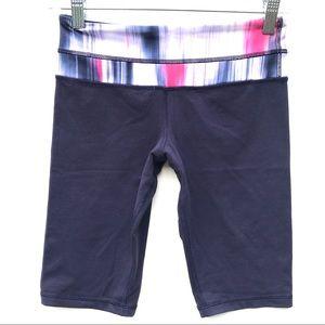 LULULEMON purple groove bike shorts 4